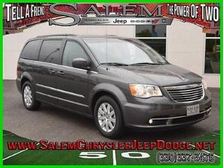 Used 2015 Chrysler Town & Country Touring in Salem, Ohio