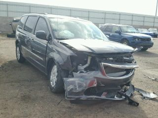Used 2015 Chrysler Town & Country Touring in Albuquerque, New Mexico