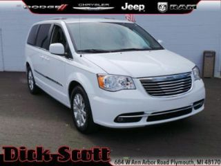 Used 2015 Chrysler Town & Country Touring in Plymouth, Michigan