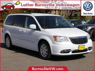 Used 2015 Chrysler Town & Country Touring in Burnsville, Minnesota