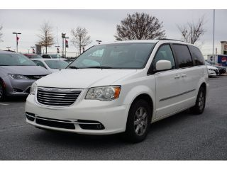 Chrysler Town & Country Touring 2012
