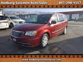 Used 2014 Chrysler Town & Country Touring in Murray, Utah
