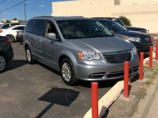 Used 2014 Chrysler Town & Country Touring in Santa Fe, New Mexico