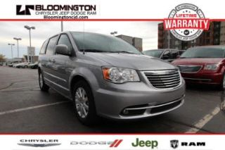 Used 2014 Chrysler Town & Country Touring in Bloomington, Minnesota