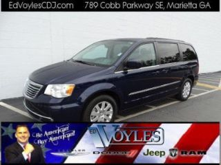 Used 2015 Chrysler Town & Country Touring in Marietta, Georgia