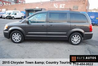 Used 2015 Chrysler Town & Country Touring in Brooklyn, New York