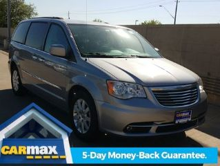 Used 2015 Chrysler Town & Country Touring in Austin, Texas