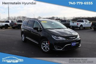Herrnstein Hyundai Chillicothe Ohio >> Used 2017 Chrysler Pacifica Touring L In Chillicothe Ohio