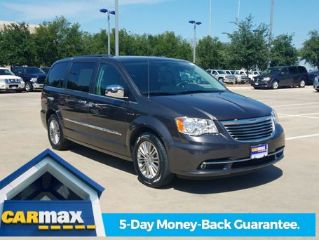 Used 2016 Chrysler Town & Country Touring in Richmond, Texas