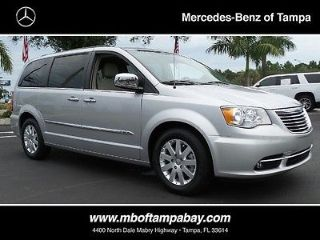 Used 2012 Chrysler Town & Country Touring in Tampa, Florida