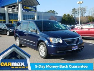Used 2015 Chrysler Town & Country Limited Edition in Laurel, Maryland