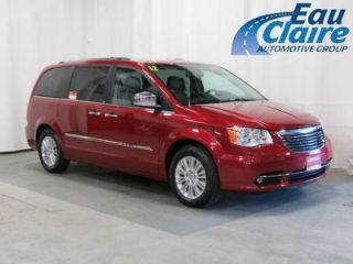 Used 2012 Chrysler Town & Country Limited Edition in Eau Claire, Wisconsin