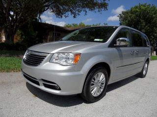 Used 2012 Chrysler Town & Country Limited Edition in Miami, Florida