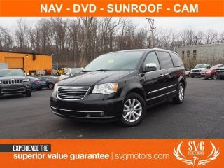 Chrysler Town & Country Limited Edition 2015