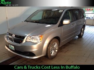 Used 2016 Dodge Grand Caravan SE in Buffalo, Minnesota