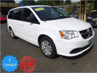 Dodge Grand Caravan American Value Package 2014