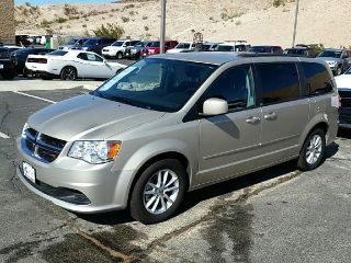 Used 2014 Dodge Grand Caravan SXT in Barstow, California