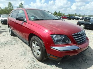 Used 2004 Chrysler Pacifica in Houston, Texas