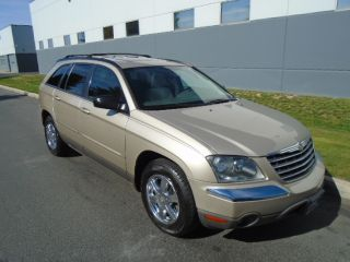 Used 2005 Chrysler Pacifica Touring in Coeur d'Alene, Idaho