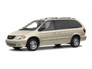 Used 2001 Chrysler Town & Country LXi in Fort Worth, Texas