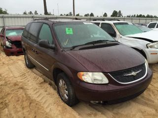 Chrysler Town & Country Limited Edition 2004