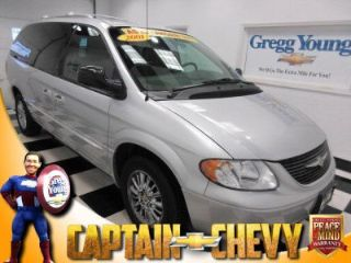 Used 2001 Chrysler Town & Country Limited Edition in Omaha, Nebraska