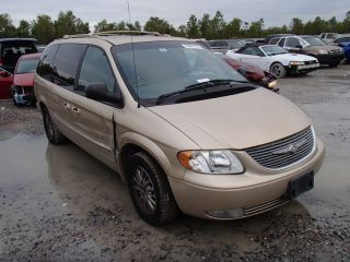 Chrysler Town & Country Limited Edition 2001