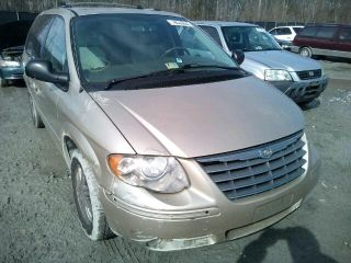 Chrysler Town & Country Limited Edition 2005