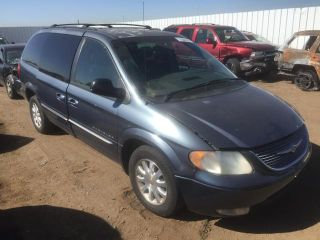 Chrysler Town & Country LXi 2001