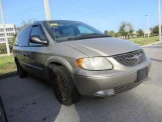 Chrysler Town & Country Limited Edition 2003