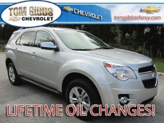 Used 2010 Chevrolet Equinox LT in Palm Coast, Florida