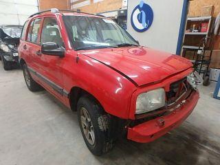 Chevrolet Tracker 2002