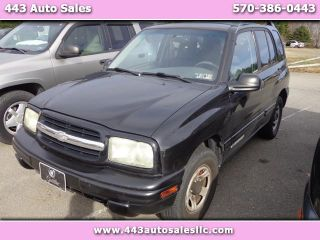 Chevrolet Tracker Base 2001