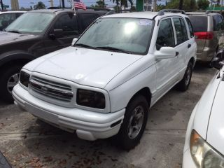 Used 2001 Chevrolet Tracker Base in West Palm Beach, Florida
