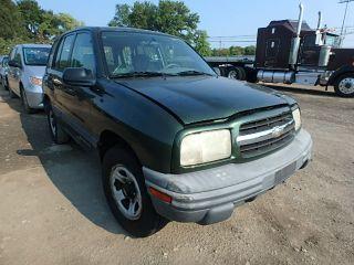 Used 2001 Chevrolet Tracker in Finksburg, Maryland