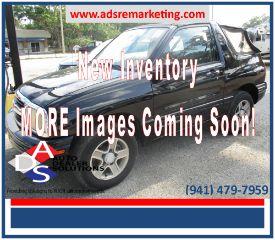 Used 2003 Chevrolet Tracker in Palmetto, Florida