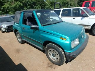 Used 1995 Geo Tracker In Oklahoma City Oklahoma