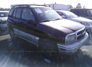 Chevrolet Tracker LT 2002