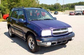 Chevrolet Tracker LT 2003