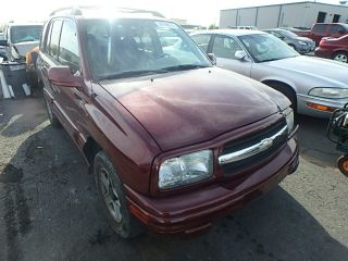Chevrolet Tracker LT 2003