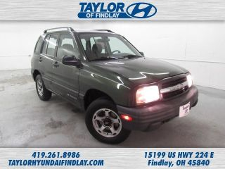 Used 2000 Chevrolet Tracker in Findlay, Ohio