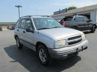 Used 2002 Chevrolet Tracker Base in Council Bluffs, Iowa