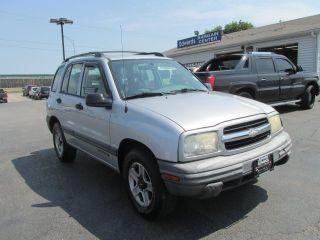 Chevrolet Tracker Base 2002
