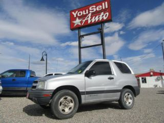 Used 2002 Chevrolet Tracker in Grand Junction, Colorado