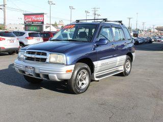 Used 2001 Chevrolet Tracker LT in Tacoma, Washington