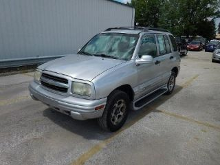 Used 2001 Chevrolet Tracker LT in Oregon, Ohio