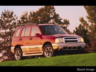 Used 2001 Chevrolet Tracker LT in Clarkston, Michigan