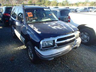 Chevrolet Tracker LT 2002