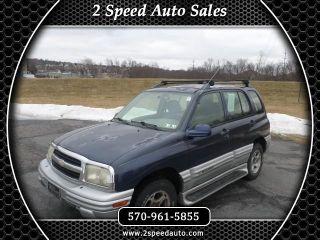 Chevrolet Tracker LT 2001