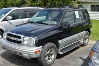 Used 2001 Chevrolet Tracker LT in Mifflintown, Pennsylvania